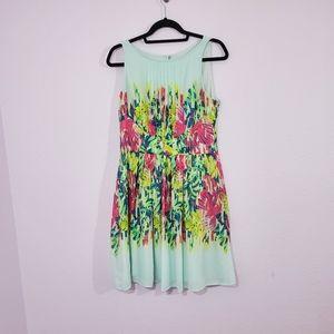 CB established 1962 dress 12